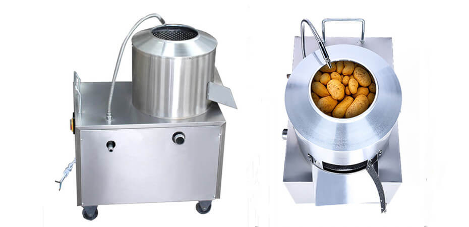 fruit and vegetable peeler machine