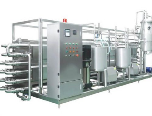 Fruit Juice Pasteurization Equipment