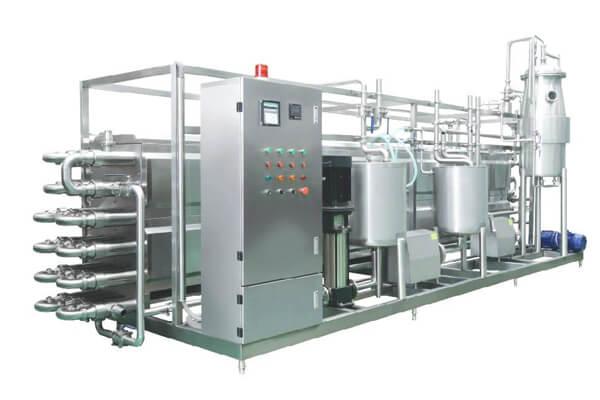 fruit juice pasteurization machine