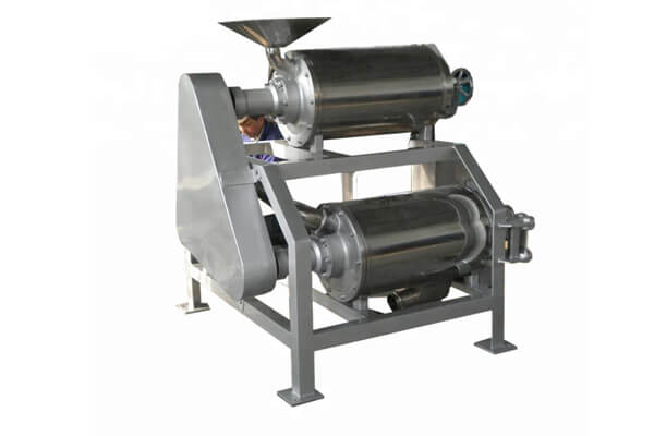 fruit puree making machine