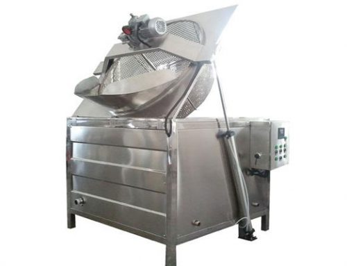Garlic Frying Machine