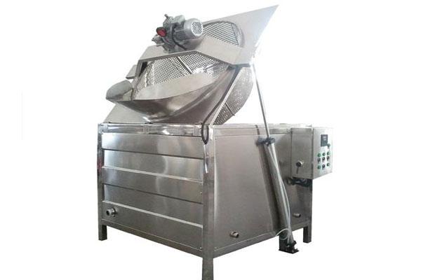 garlic frying machine price