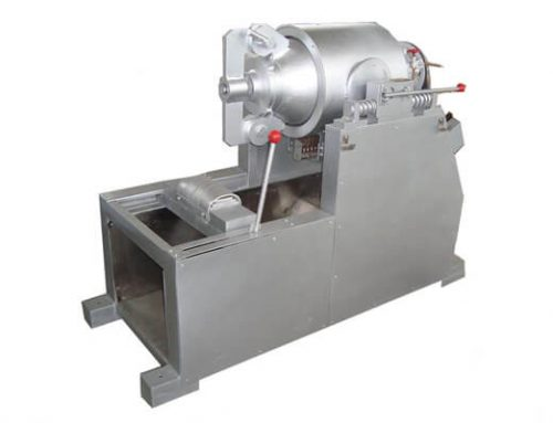 Large Airflow Puffing Machine