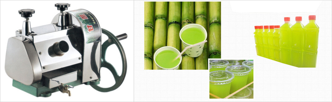 hand sugarcane juice machine