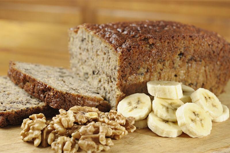 how to make banana bread recipe