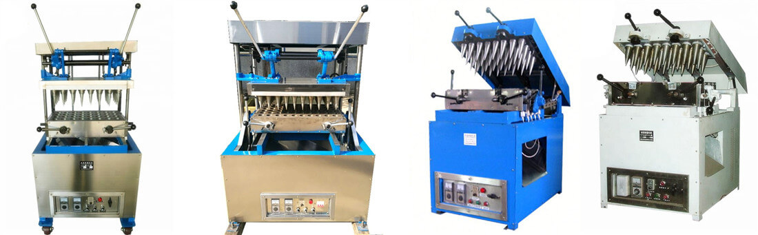 ice cream cone forming machines
