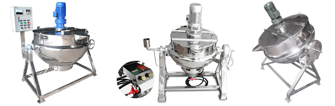_jacketed cooking kettle