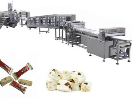 Nougat Production Line
