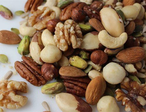 Nuts Have Them All—Antioxidants, Vitamins, Minerals…