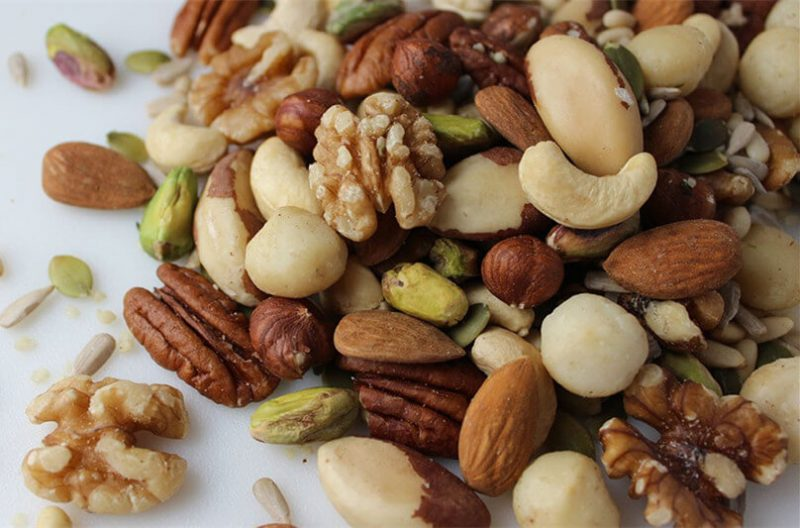nutritious nuts