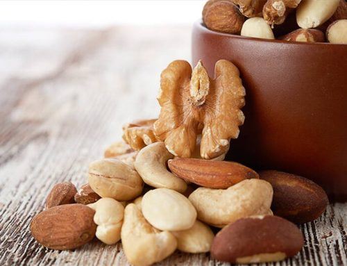 Healthy Nuts: Almonds, Walnuts, Cashews, Peanuts and More