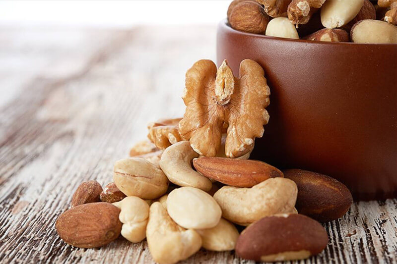 nuts for eating