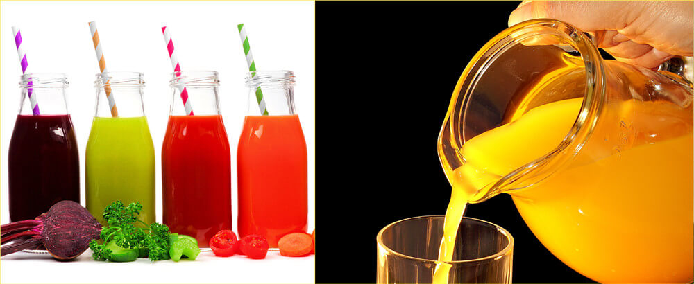 pasteurization of juice