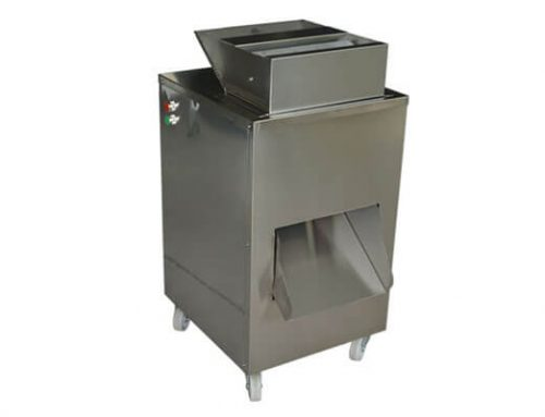 Poultry Meat Cutting Machine