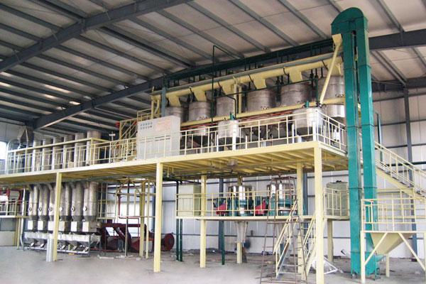 sesame processing plant price