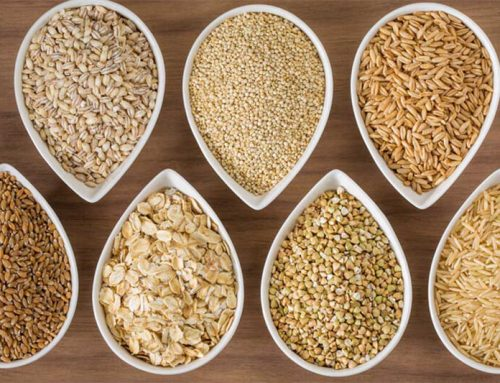 Whole Grain Food—The World's Healthiest Food