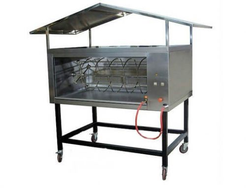 Whole Pig &Sheep Gas Roaster