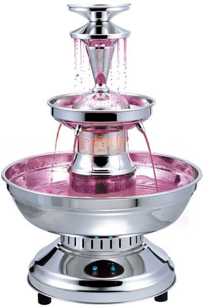 wine fountain