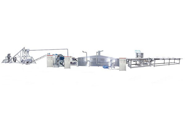 Fabricated Potato Chips Production Line