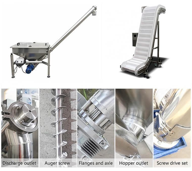 material conveying equipment