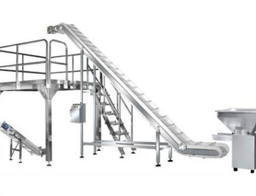 Inclined Food Grade Belt Conveyor
